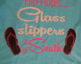 Glass Slippers of the south