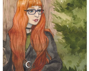 Watercolor Portrait - HOLIDAY PRICING