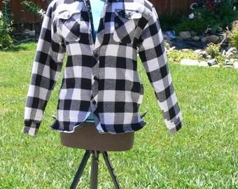 lumber jack jacket size large