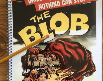 """Custom Journal: """"The Blob"""" 