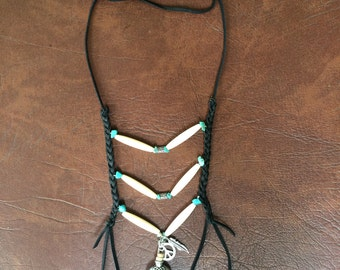 Yiska - Handmade Bohemian Necklace