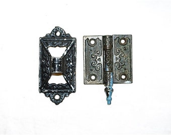 Trio of Pieces Vintage and Antique Steampunk for a Sweet Old-Fashioned Little Price