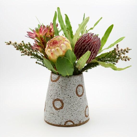 Large Ceramic Vase - Large Pottery Vase - Pottery Planter