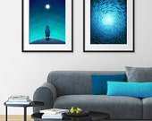 Any TWO Prints - Save 20%,Set of two Illustrations,Fine Art Prints Posters Home decor Paris decor City prints Digital illustrations