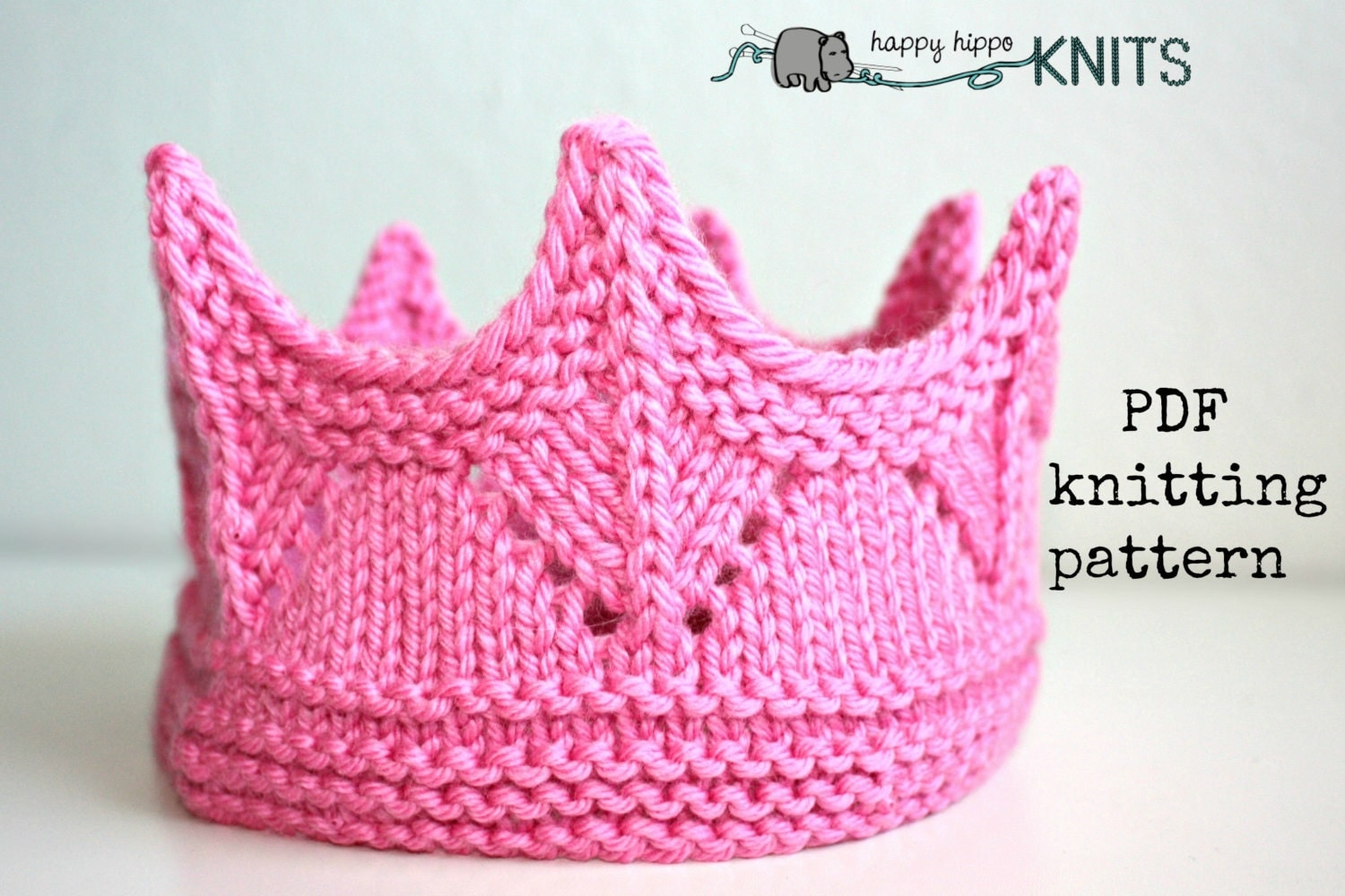 SALE today only PDF Knitting pattern Waldorf by ...
