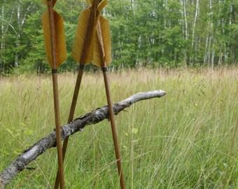 Kili Arrow, The Hobbit, Traditional wood archery arrow