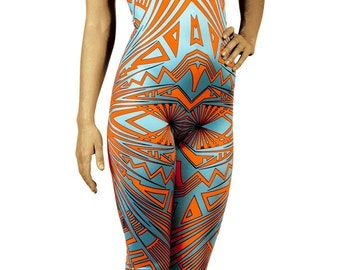 23 Carrot TAPT Catsuit