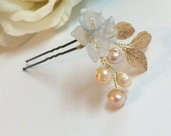 Bridal Hair Pin, Wedding Hair Pins, Hair Piece Wedding, Hair Pins for Bride, Wedding Hair Accessories, Bridal Hair Piece, Hair Pin Headpiece