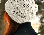Kate Slouch Crochet Pattern pdf