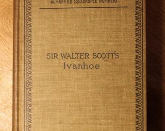 Sir Walter Scott's Ivanhoe, item #18