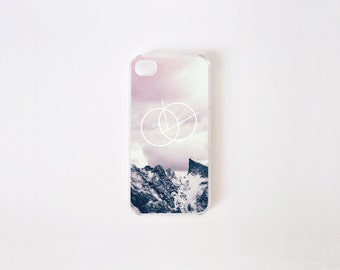 iPhone 4/4s Case - Andes iPhone Case - iPhone 4 s case - iPhone 4 case - Hard Plastic or Rubber
