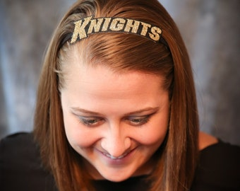 Knights headband