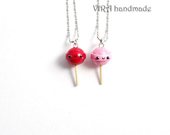 ONE Kawaii Lollipop Candy Necklace