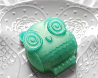 Owl Soap / Party Favors - Owl with Large Eyes