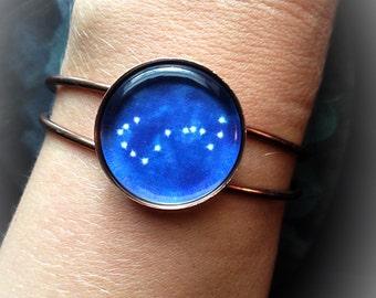Scorpio Constellation Birthday Astrology Bracelet