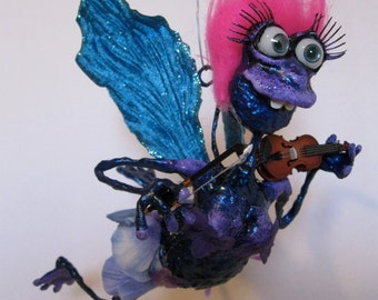 Fiddling Fairy-Oddmother