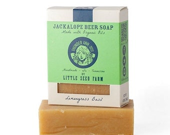 Thunder Ann Beer Soap