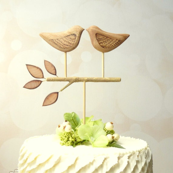 rustic wedding cake toppers etsy etsy weddings rustic cake topper bird cake topper birds 19584