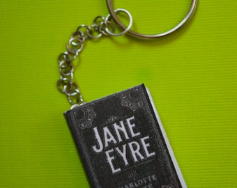 Jane Eyre Miniature Book