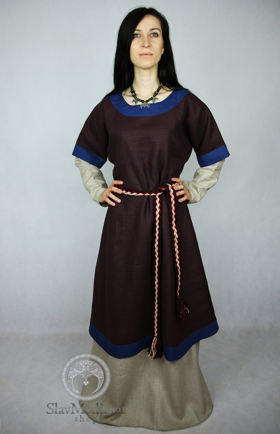 Cool Womenu0026#39;s Clothing In The Middle Ages
