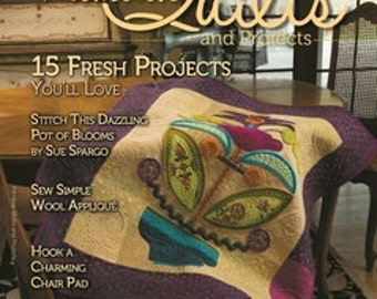 Magazine: Fall 2015 Primitive Quilts and Projects