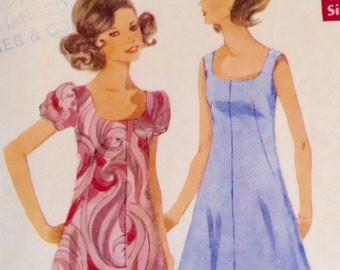 Style Sewing Pattern 2167 - 1968