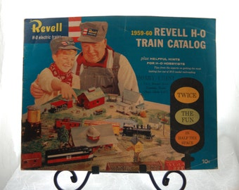 Vintage 1959 60 ATHEARN HO Trains Catalog Electric Trains RARE