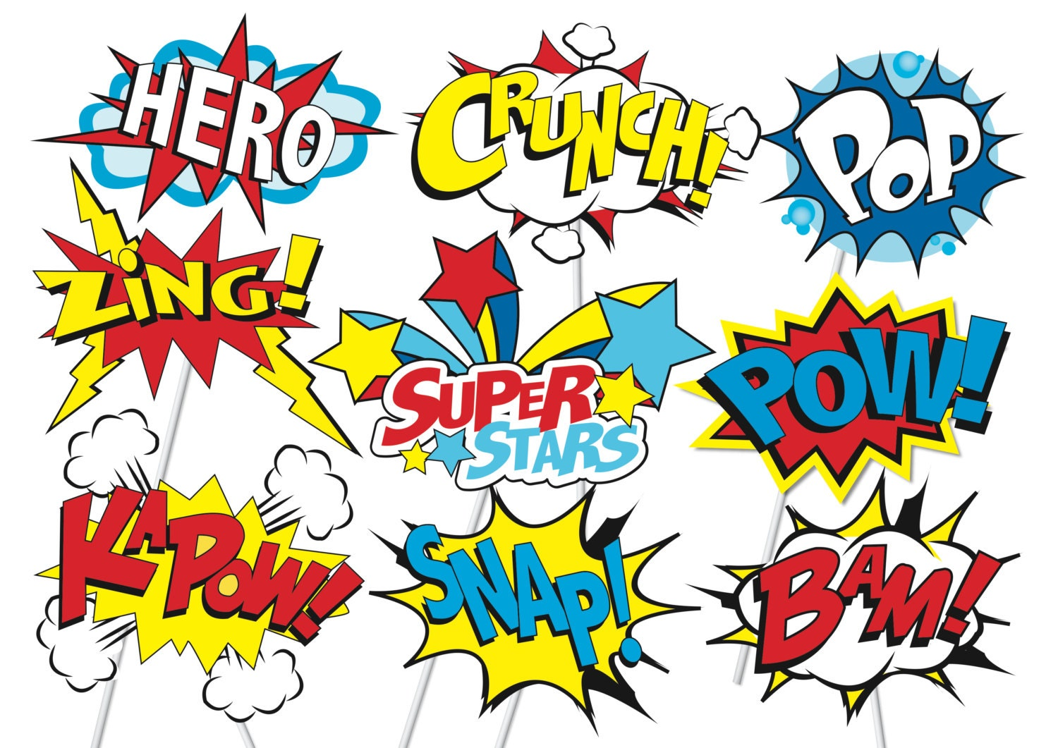 This is a picture of Inventive Super Hero Printable