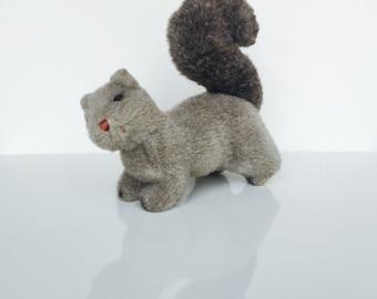 Vintage Gund Squirrel Plush