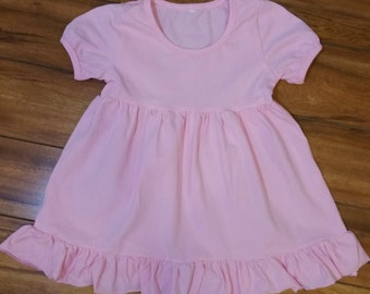 SALE Baby Pink Dress