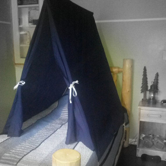 Like this item? & NEW COLORS Twin Size Bed Tent Custom Teepee Canopy for Boys