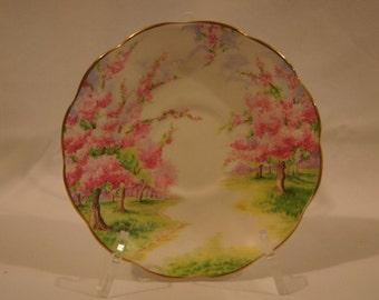 Royal Albert Blossom Time Saucer