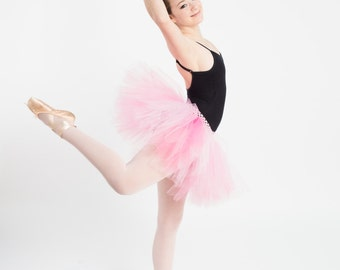 Ballet Tutu - Adult Tutu - Pink Tutu - Breast Cancer Awareness Tutu - Dance Tutu - Pink Tutu - Race Tutu - Marathon Tutu