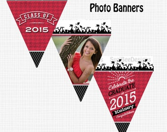 Photo Graduation or Party Banner - Printable