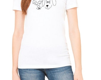Black Dogs - Silly - Short Sleeve T-Shirt