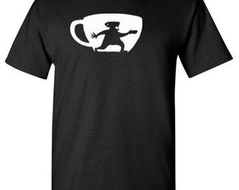 Too Much Coffee Man 'Spotlight' Shirt