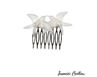 Sparrow / Swallow Hair Comb