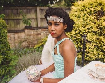 Bridal turban | Etsy