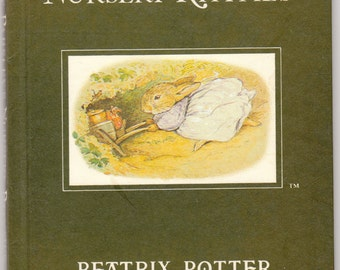 Cecily Parsley's Nursery Rhymes by Beatrix Potter 1989