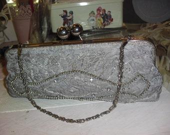 Pochette silver