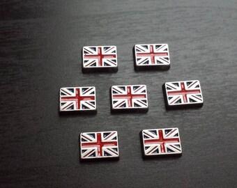 British Flag Floating Charm for Floating Lockets-UK Flag-Gift Ideas for Women