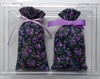 Lavender sachet (each sold separately)
