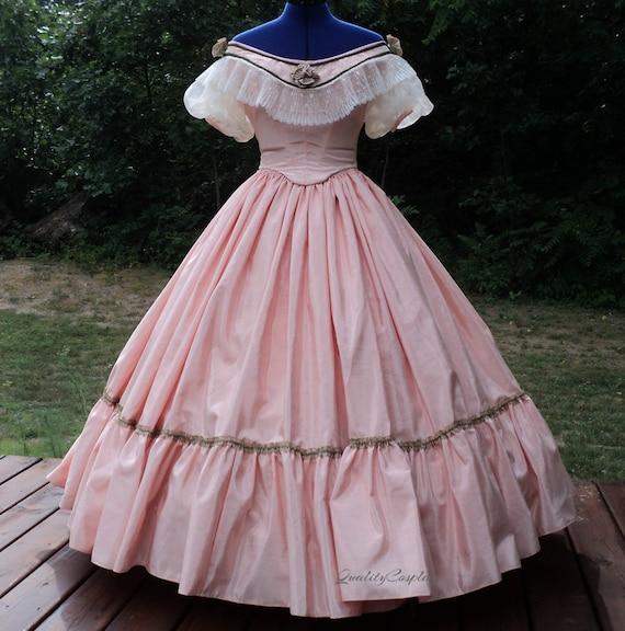 Civil War Dresses For Wedding Gowns - Flower Girl Dresses