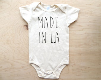 Made in LA - Baby one piece