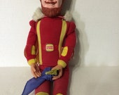 Vintage 80's Burger King Doll By Knickerbocker