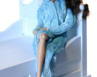Doll clothes (bathrobe): Perry