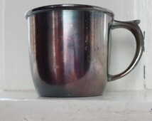 Popular Items For Silver Baby Cups On Etsy