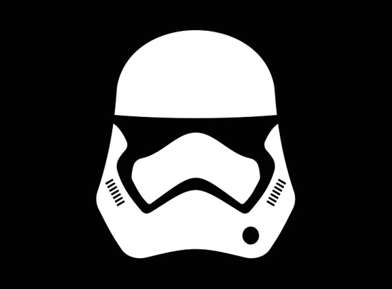 Star Wars: The Force Awakens Inspired New Stormtrooper Helmet - Vinyl ...