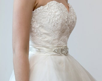 Pippa Bridal Sash