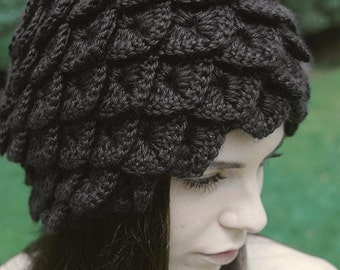 Dragon Scale Beanie